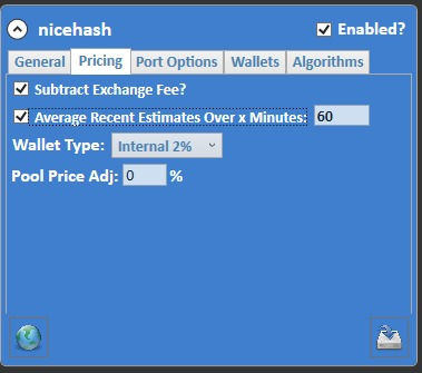 Setting Up NiceHash - Hash Auger